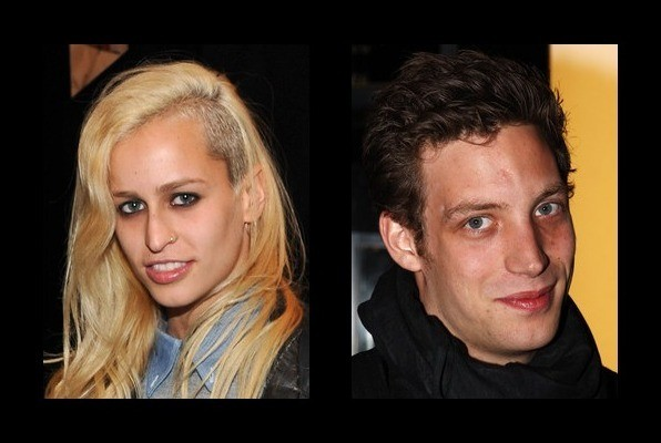 Alice Dellal is rumored to be with James Jagger
