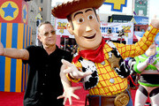 The 'Toy Story 4' Voice Cast Out Of Costume