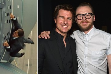 Tom Cruise Really Did Hold Onto that Plane in 'Mission: Impossible 5'