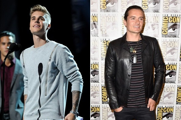 The Best Late Night Jokes About Justin Bieber and Orlando Bloom's Lame Bar Fight