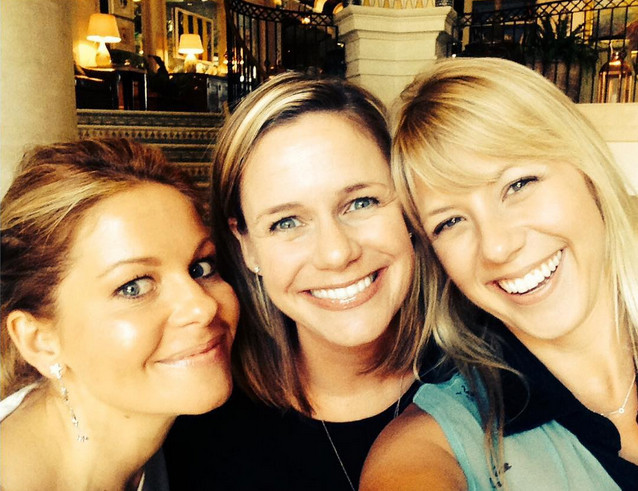 These 'Fuller House' Behind the Scenes Photos Will Warm Your Heart