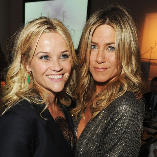 Untitled Apple Project Starring Reese Witherspoon and Jennifer Aniston