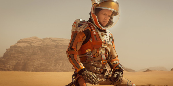 Saving Private Damon Once More in 'The Martian'