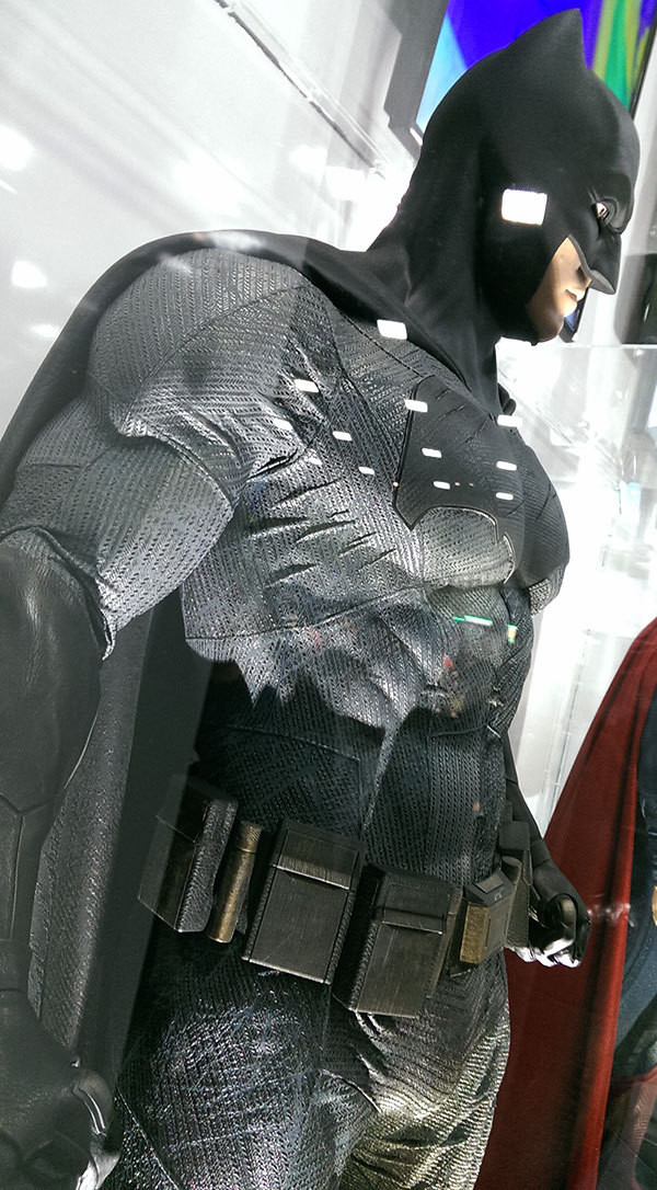 Batman's Superman-Killer Suit, and More from the Floor of ...