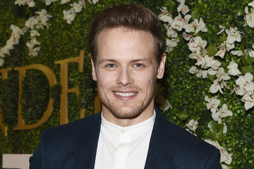 'Outlander's Sam Heughan Talks About The Possibility Of Playing James Bond
