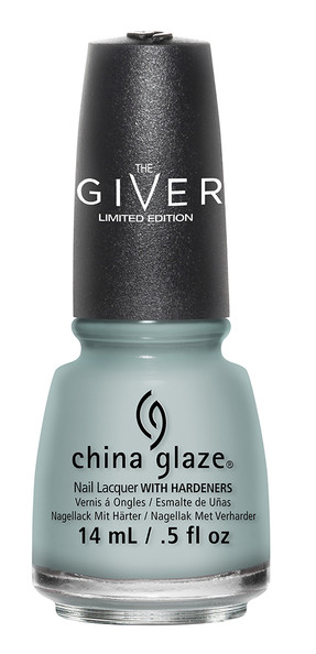 Weekend Manicure: China Glaze x 'The Giver'