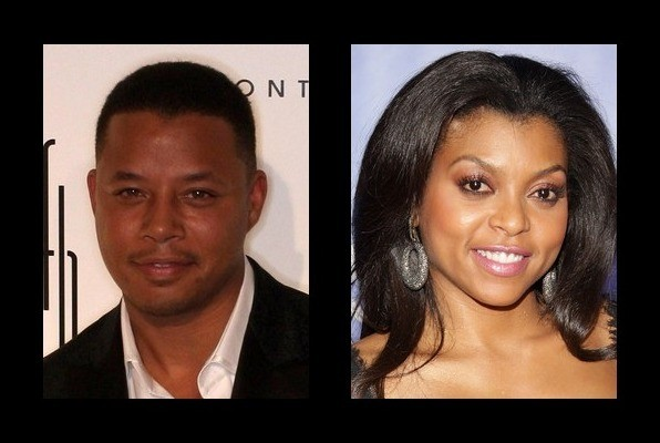 Terrence Howard was rumored to be with Taraji P. Henson