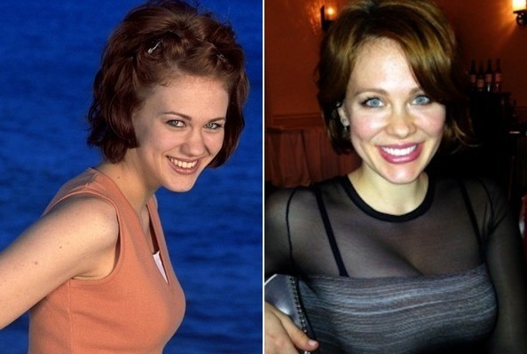 Maitland Ward as rachel mcguire