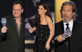 2010 Critics' Choice Awards Winners