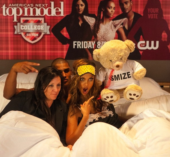 Here's What Happened at Last Night's 'America's Next Top Model' Premiere Party