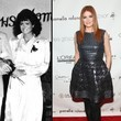 Debra Messing's Prom