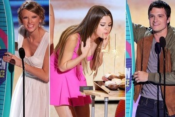 2012 Teen Choice Awards - Winners