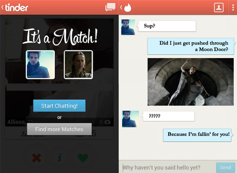 Game of Tinder: How to Slay Online Dating