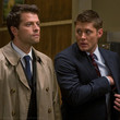 Dean and Castiel ('Supernatural')