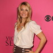 Spencer Grammer in 2008 Victoria's Secret Fashion Show - Pink Carpet - From zimbio.com