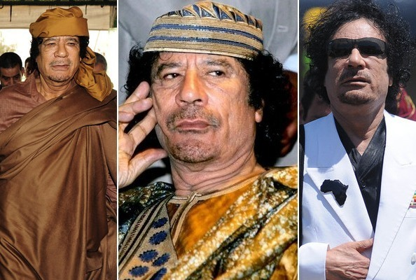 The Craziest Moammar Gadhafi Facts and Quotes