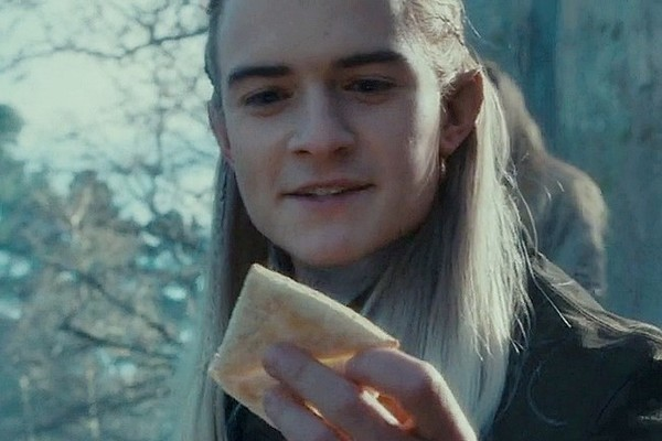 Lembas Bread - 'Lord of the Rings' - Top 20 Movie Desserts Of All Time - Zimbio