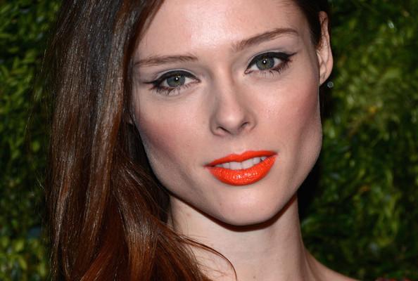#FF - The Best Coco Rocha Lipstick Memes From This Week's Episode of 'The Face'