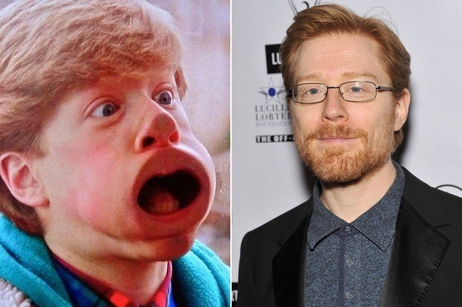 anthony rapp aka daryl - then  u0026 now