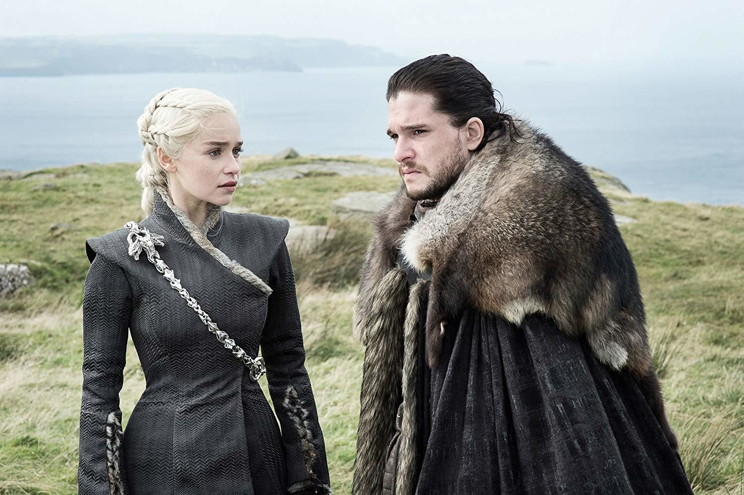 HBO Teases First Look At 'Game Of Thrones' Season 8