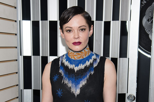 Twitter Issues Statement After Temporarily Blocking Rose McGowan in Midst of Weinstein Debacle