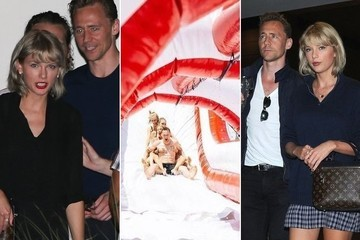 Tom Hiddleston Confirms That His Relationship With Taylor Swift Is 'Not a Publicity Stunt'