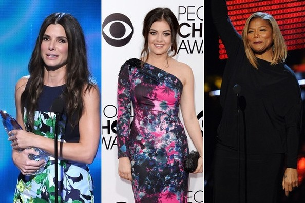 2014 People's Choice Awards Winners
