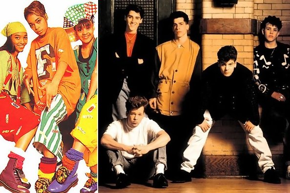 Brace Yourselves: New Kids on the Block, TLC, and Nelly Are Going on Tour Together
