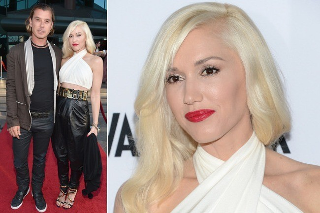 Gwen Stefani Does the Impossible, Pulls Off Leather Harem Pants