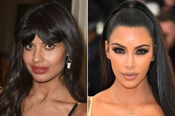 Jameela Jamil Says Kim Kardashian Is A 'Toxic Influence' After The Reality Star Promoted 'Appetite Suppressant' Lollipops