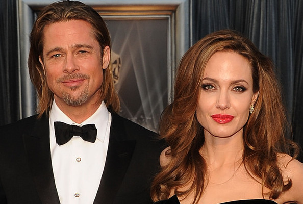 Whoa, Did Brangelina Get Married at Donna Karan's Private Estate?
