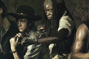 'Walking Dead' Season 5 Poster: Still Trapped in the Train