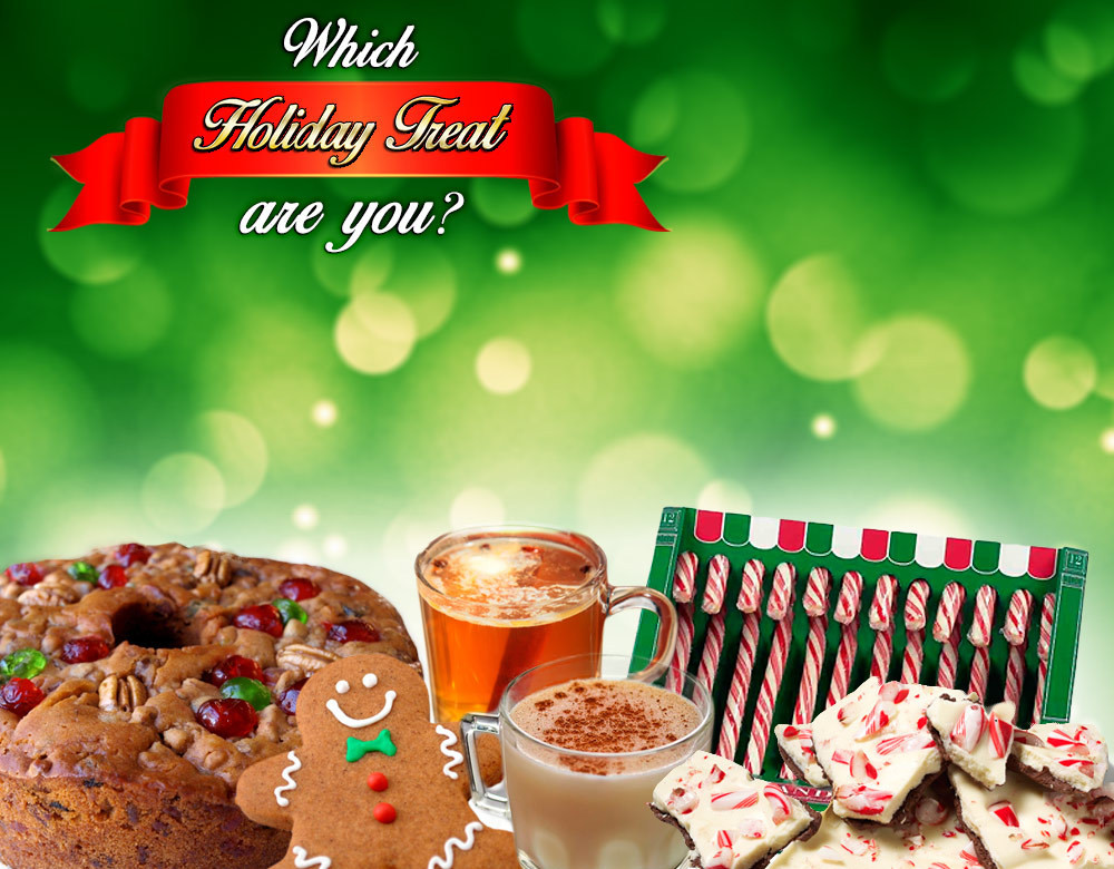 Which Holiday Treat Are You? - Quiz - Zimbio