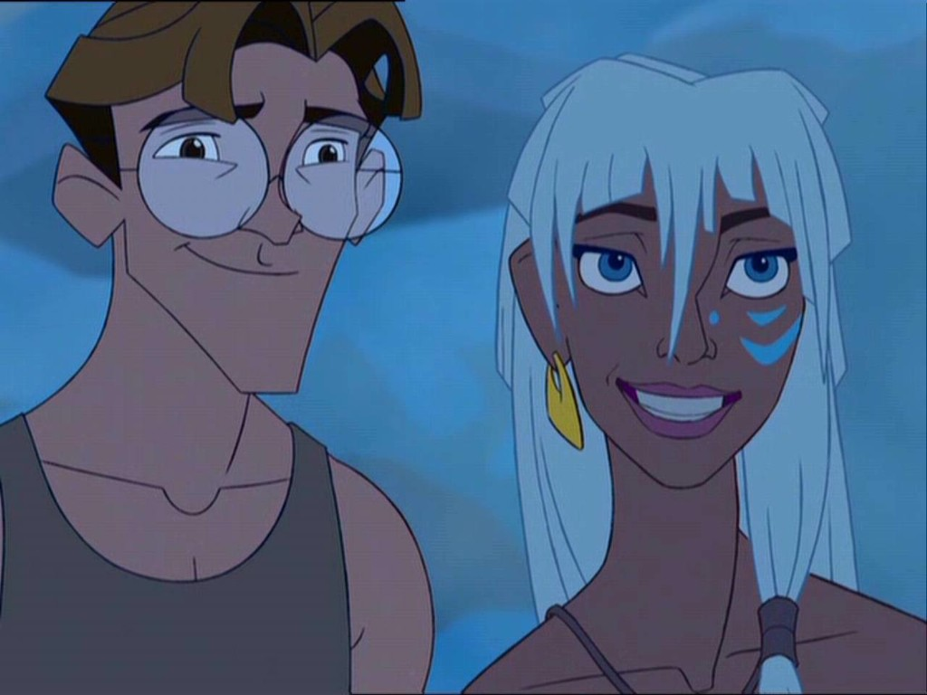 Atlantis The Lost Empire The Most Underrated Disney Films Of