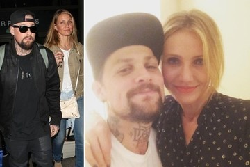 Cameron Diaz & Benji Madden Continue to Be the Most Amazing Couple No One Saw Coming