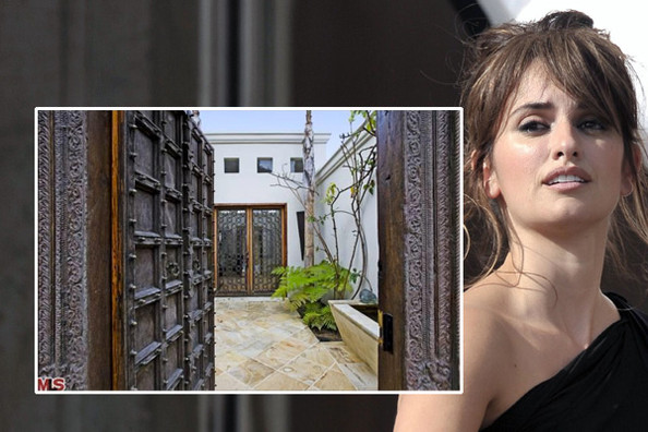 Take a Tour of Penelope Cruz's Home