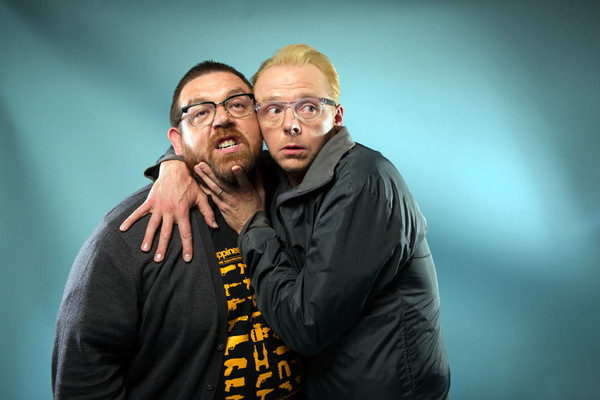 Simon Pegg & Nick Frost - Actors Who Always Work Together ...