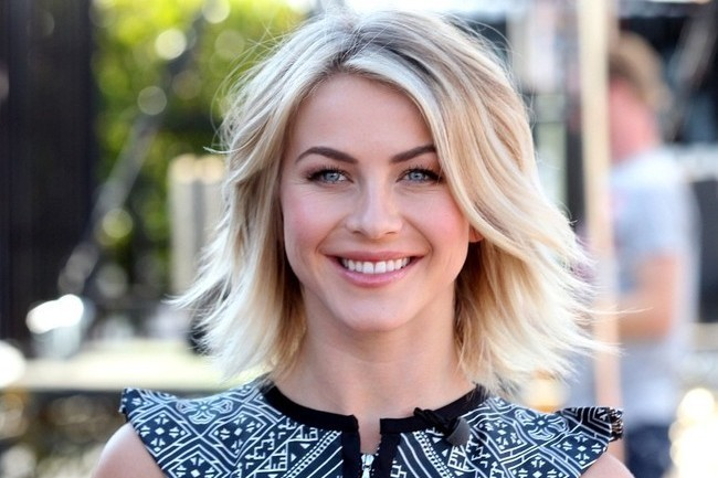 Julianne Hough's Oh-So-Pretty Pattern