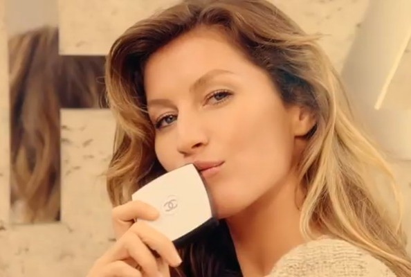 Watch Gisele Work Her Cheekbones as the New Face of Chanel [VIDEO]