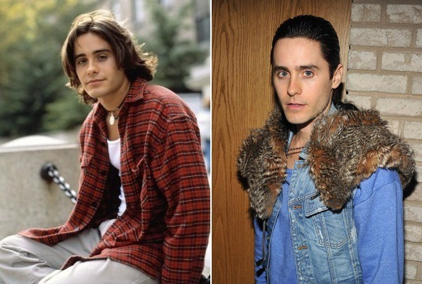 jared leto as jordan catalano where are they now my
