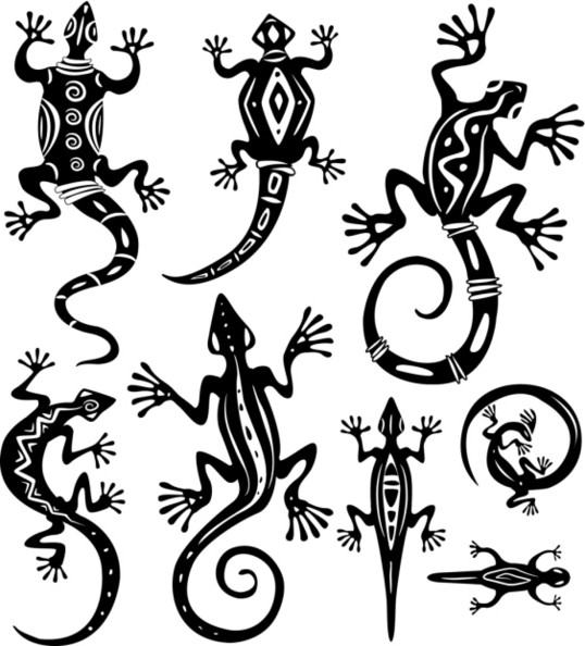 Lizard Tattoo Design Ideas And Pictures Zimbio