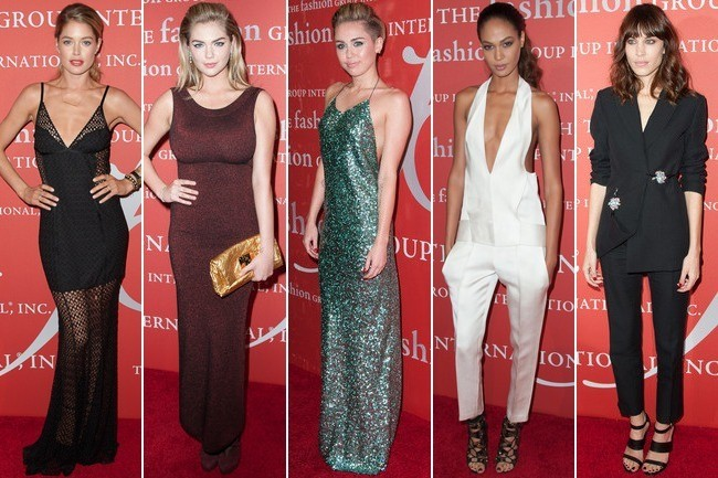 Who Was the Best Dressed at the Night of Stars? Vote!
