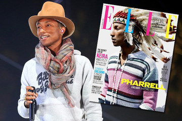 Pharrell Predictably Apologizes for Wearing a Native American Headdress