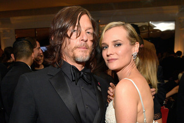 Norman Reedus And Diane Kruger Welcome Baby Girl