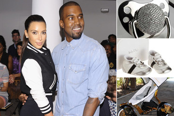 The Most Ridiculously Extravagant Gifts for Kim & Kanye's Baby