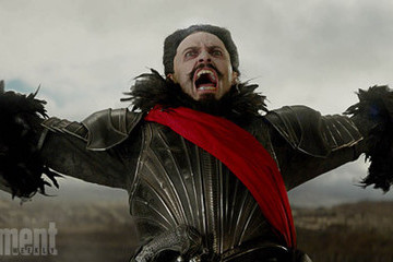 First Pictures of Hugh Jackman as Blackbeard in 'Pan'