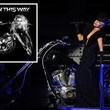 Lady Gaga's 'Born This Way' Motorcycle Cover Becomes a Meme