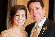 Erin Burnett Married Husband David Rubulotta Wedding Pics Erin