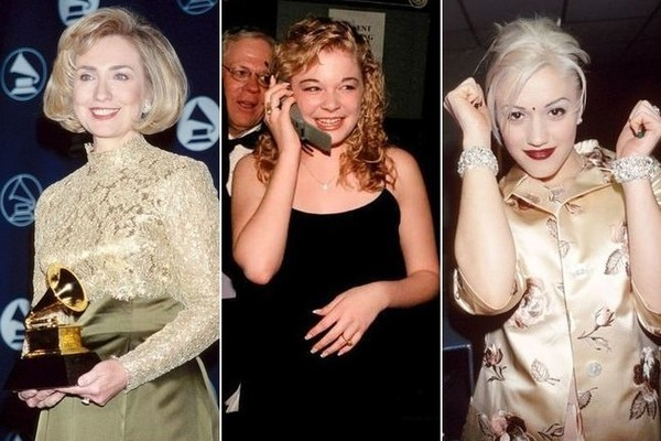 Throwback Photos from the 1997 Grammy Awards