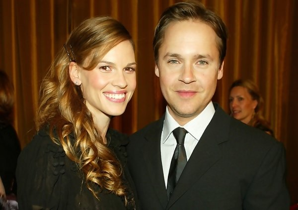 Hilary Swank and Ex Ch...Hilary Swank Marriage